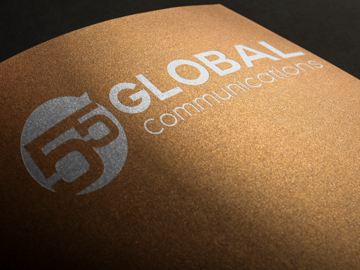 Fiftyfive Global Communications logo